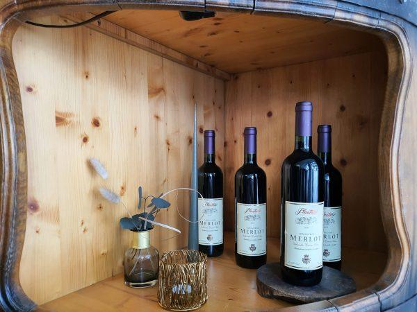 Merlot Plantaze, Rotwein aus Montenegro