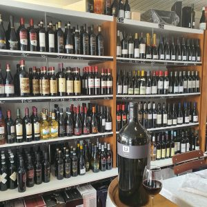 Wein in Hülle und Fülle